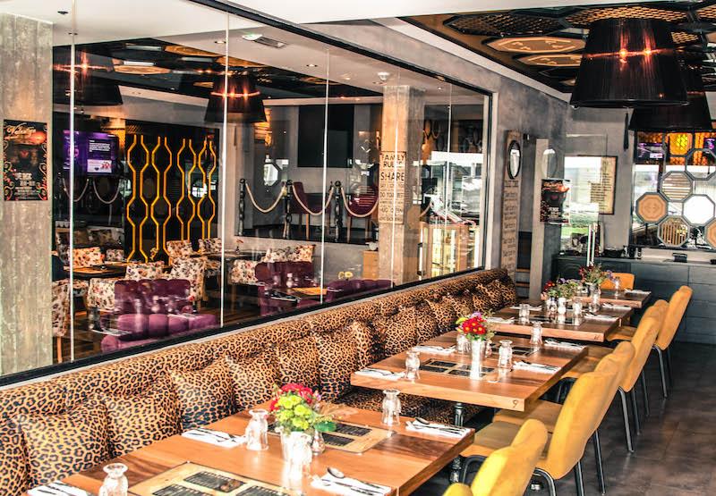 Turks restaurant cafe beymen impressie 2 beymen cafe for Turks restaurant amsterdam