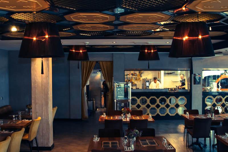 Beymen restaurant caf turks restaurant amsterdam for Turkse restaurant amsterdam west